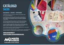 Capa do Catálogo Sacos