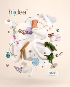 Capa do Catálogo Hi!dea