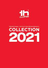 Capa do Catálogo Th Clothes